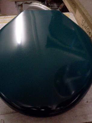 Emerald Penthouse Green Bathroom Parts Spares