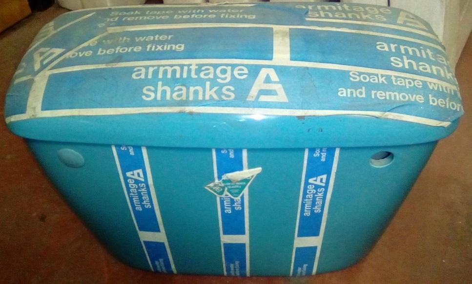 Caspian Colour Bathrooms Uk Parts Armitage Shanks Cisterns