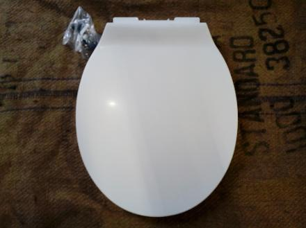 soft fall toilet loo cover seat top
