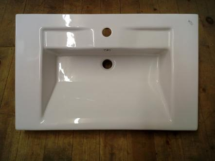 Vogue Bathrooms Vanity Cuboard Cabinet Basin 700mm 720mm