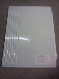 White Bath Front Side and End Panels. Trade Prices Yorkshire