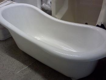 Clearwater Freestanding Slipper Bath - Low Price - Bradford
