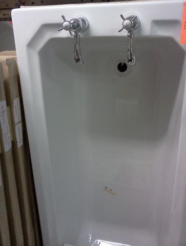 8mm thick quality wide 750 bath suite