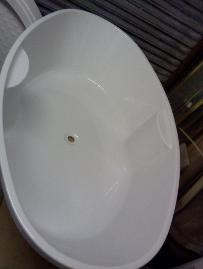 ovara very large oval bath bathroom tile drop in tub bradford wide spacious