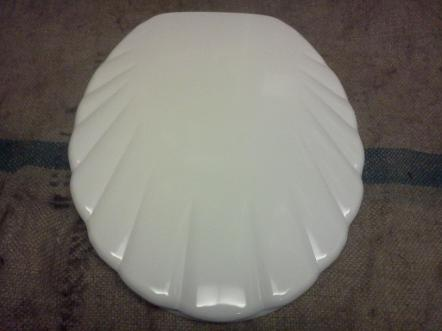 shell design model toilet seat lid uk