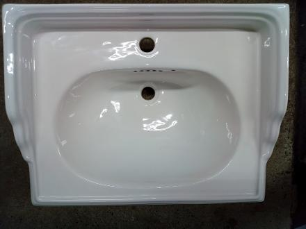 tc bathrooms avebury large basin