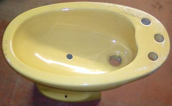Aztec Gold Colour Bathrooms Parts Vavid Bidets Cisterns