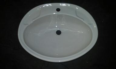 champagne vanity bowl basin bathroom
