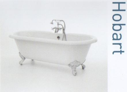 clearwater hobart bath freestanding