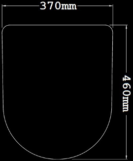 Laufen Seat Diagram love life lama D Shape