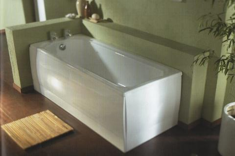 octavia luxury bath 1700 x 700 and 750mm 5mm 8mm