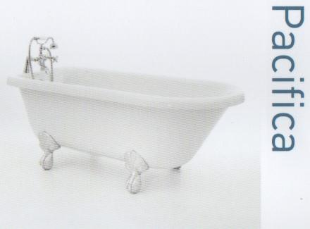 clearwater pacifica bath freestanding