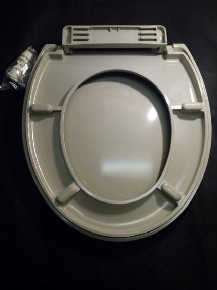 pampas wrap over toilet seat heavy quality