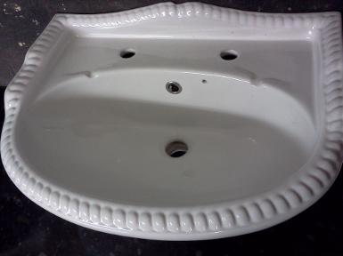 impulse mandarin round rope bathroom basin
