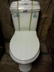 impulse dual flush oval button loo