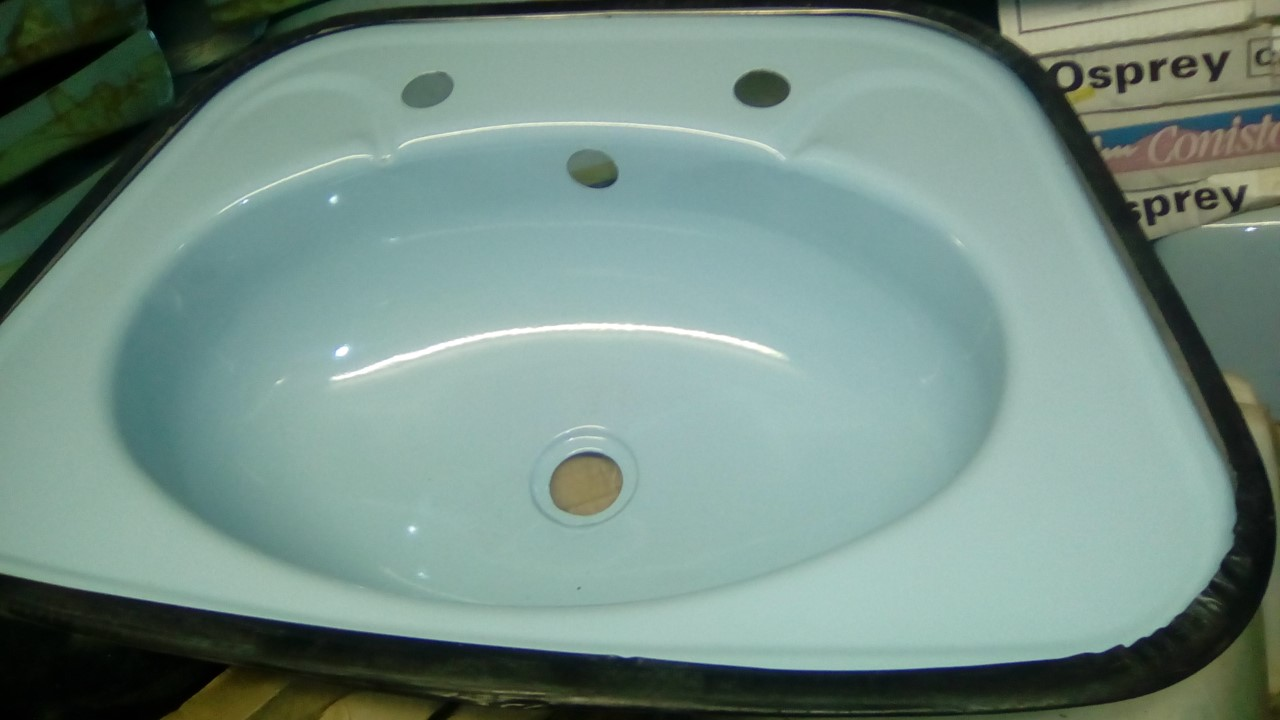 Sky Blue Colour Bathrooms UK. Basins Bidets Toilets Baths