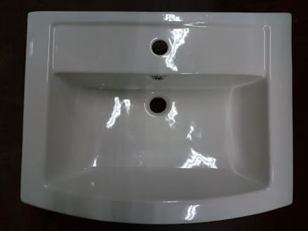 tc bathrooms horizon pedestal basin
