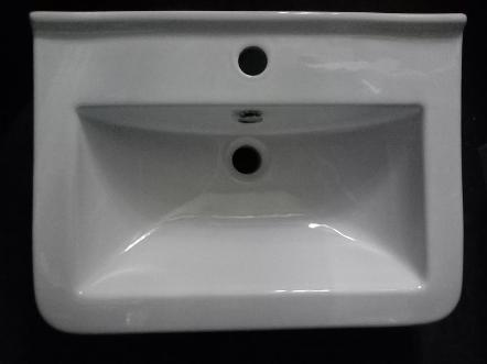tc bathrooms nashville semi recessed basin