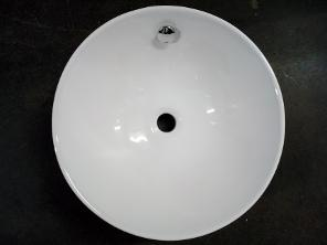tc bathrooms station circular vanity basin
