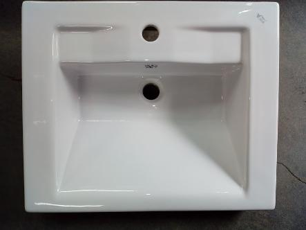 Ceramic Vanity Basin  Ideal For Worktop Or Cupboard Cabinet