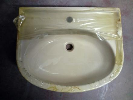 whisky qualcast colour one hole sink basin