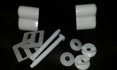 white toilet seat hinges macdee top fix bar rod