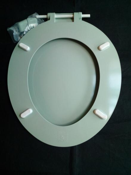 willow green henry peters toilet seat
