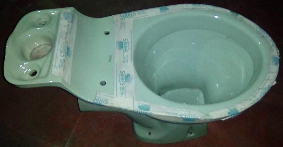 willow green toilet pan cc shires